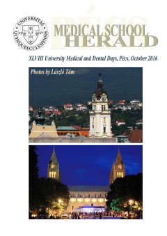 Pécs Medical School Herald OCTOBER, 2016